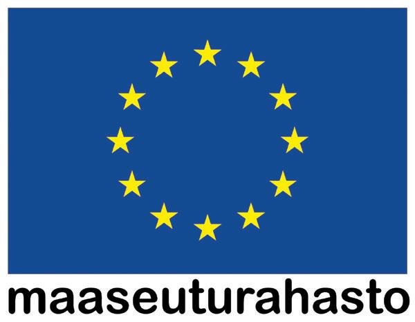 Eu lippu ja teksti ISO