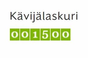 1500 kävijää sivustollamme 13.1.2017