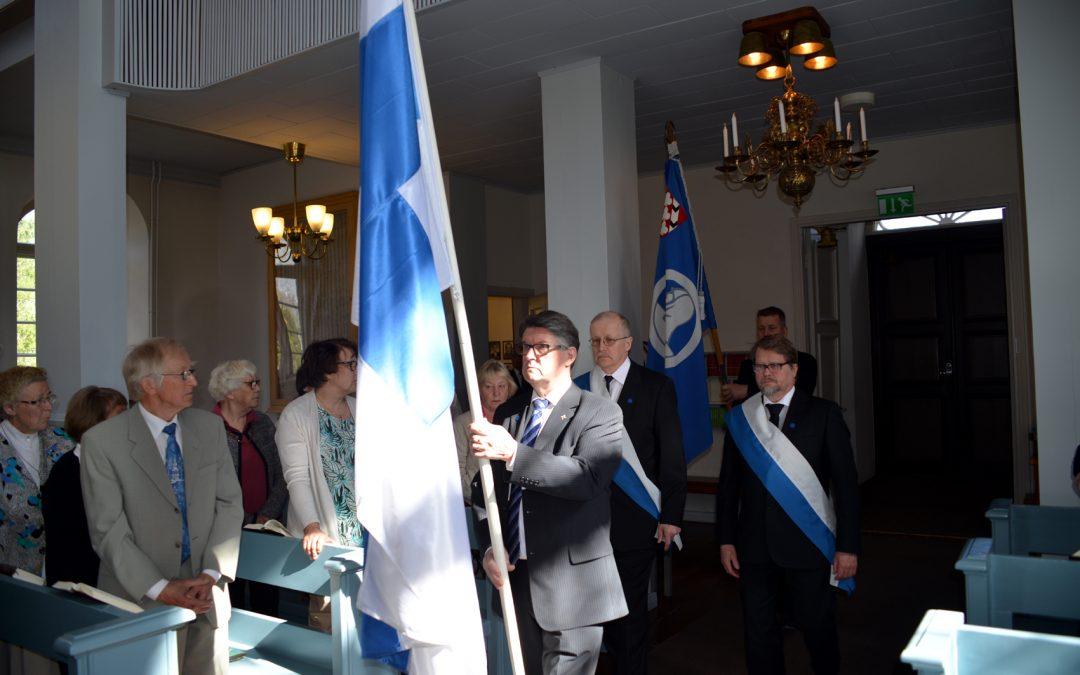 Kaatuneitten muistopäivä 21.5.2017