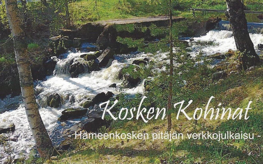 Ilmaista mainostilaa Kosken Kohinoissa