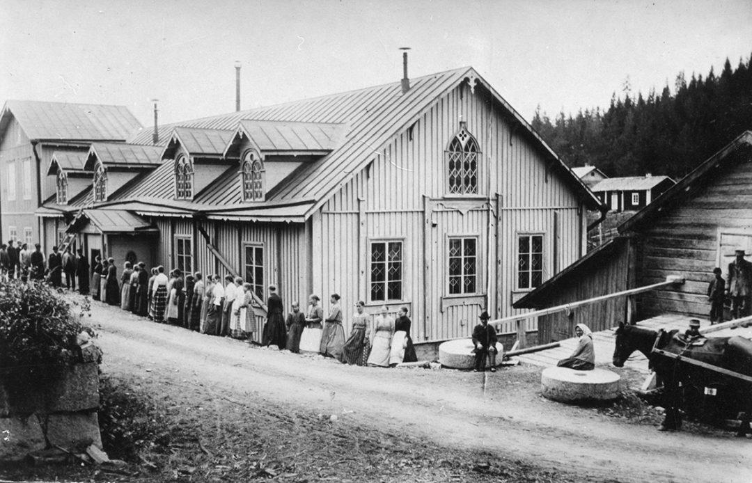 Kosken Verkatehdas 1894