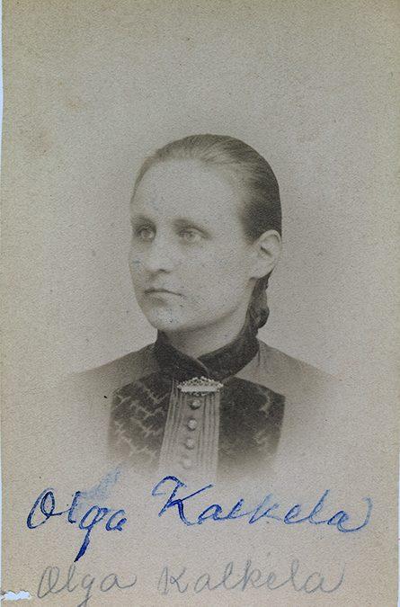 Olga Kalkela