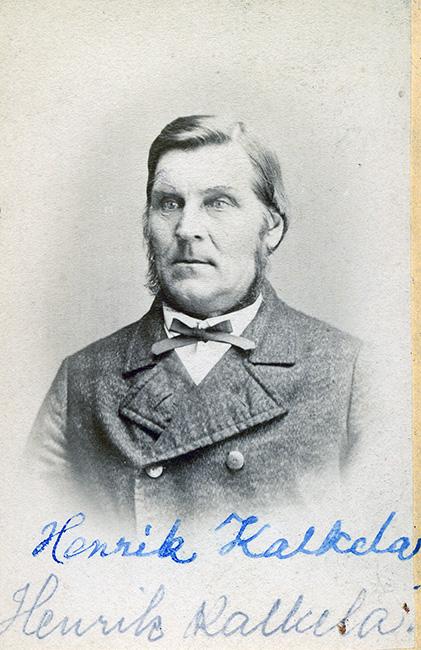 Henrik Kalkela