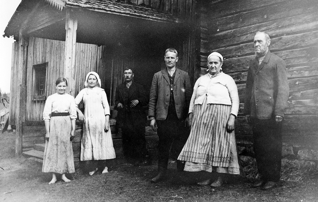 Kalle Siljanderin perhe