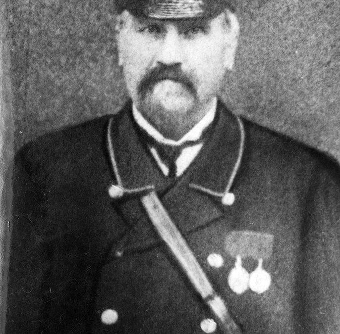 Konstaapeli Dahlström