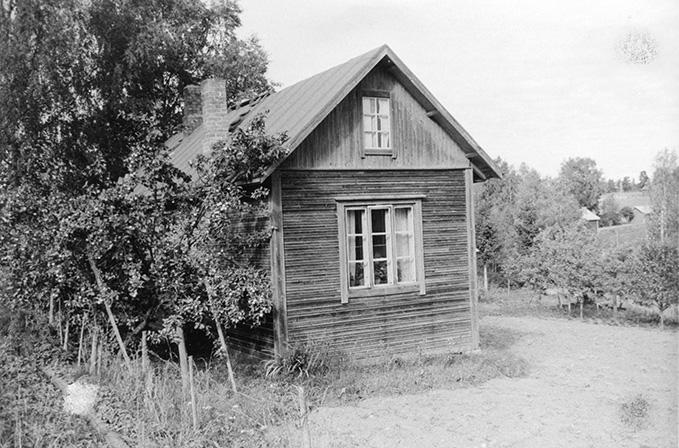 Ilmoila, Olga. Koskenkylä.
