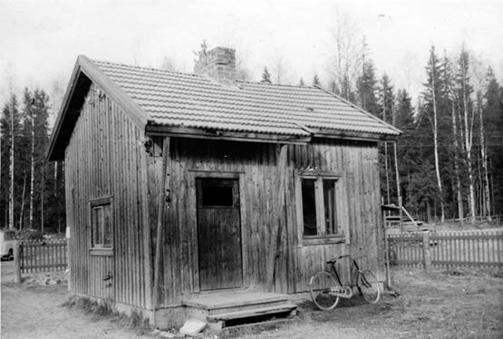 Osuuskaupan Pätilän sivumyymälä