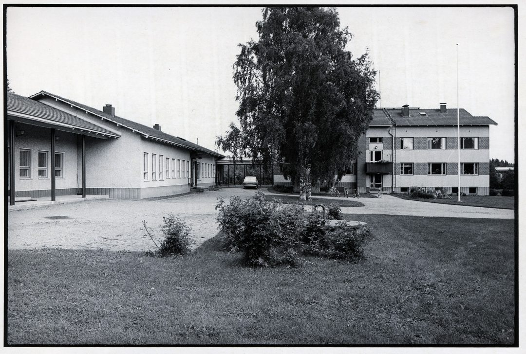 Kunnantalo 70-luvulla