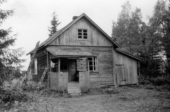 Ahtiainen, Niilo. Sillantaka