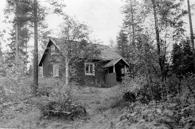 Huhtinen, Hannes. Kivimäki