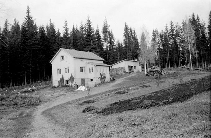Anttilan Eläkerakennus. Anttila