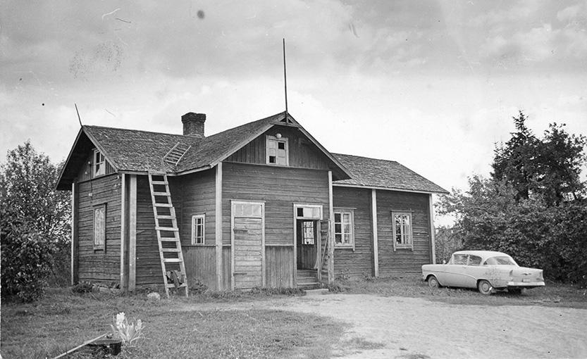 Ruuhimäki, Veikko. Suomensyrjä