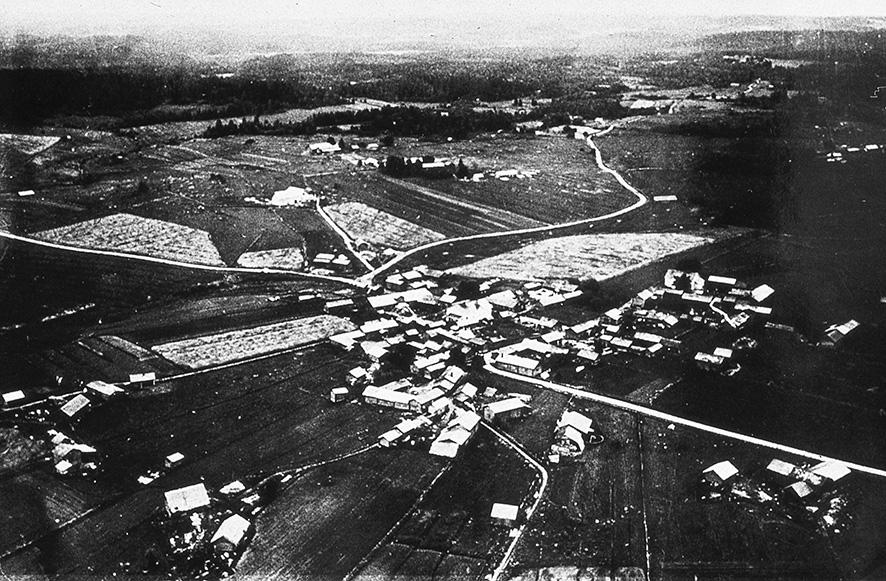 Proseminaarityö: Etolan kyläkuvan muutos 1900-luvulla