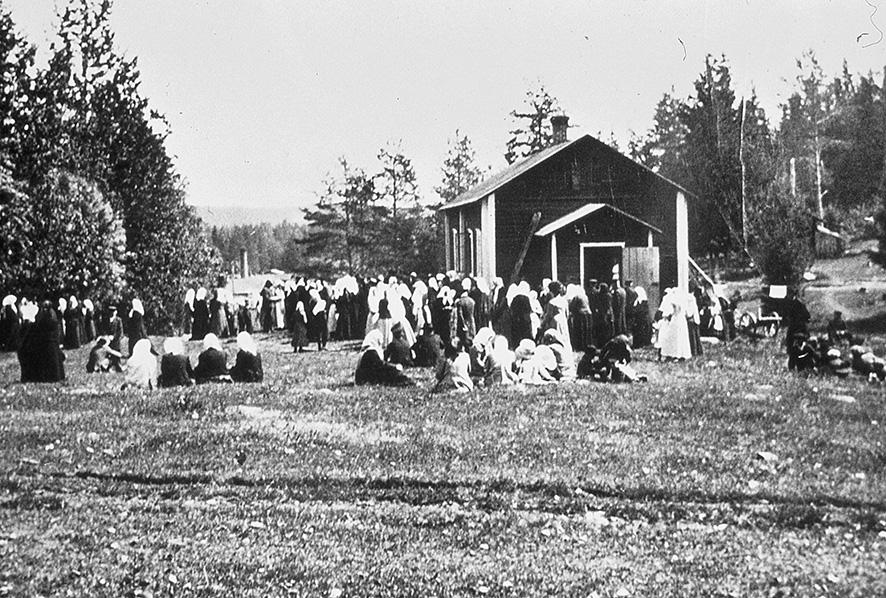 Lähetysjuhlat v. 1914