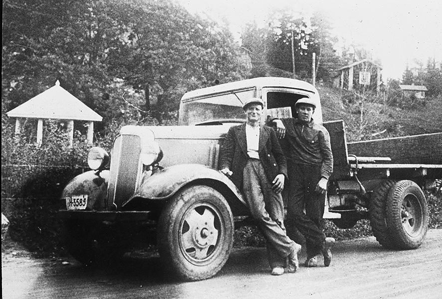 Aaltosen kuorma-auto