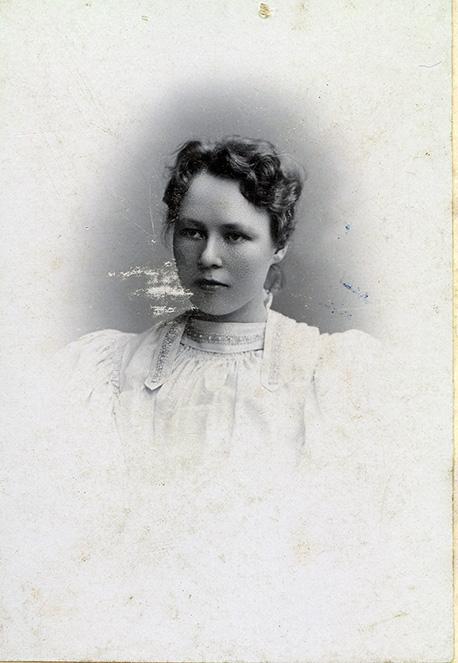 Aino Koskenhovi os. Jurva
