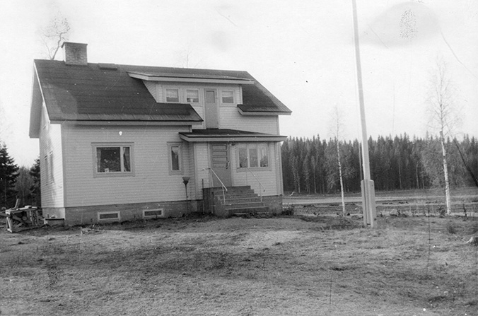 Joutjärvi, Armas. Uusi-Pätilä.