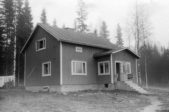 Sonninen, Ilmari. Uusi-Pätilä.