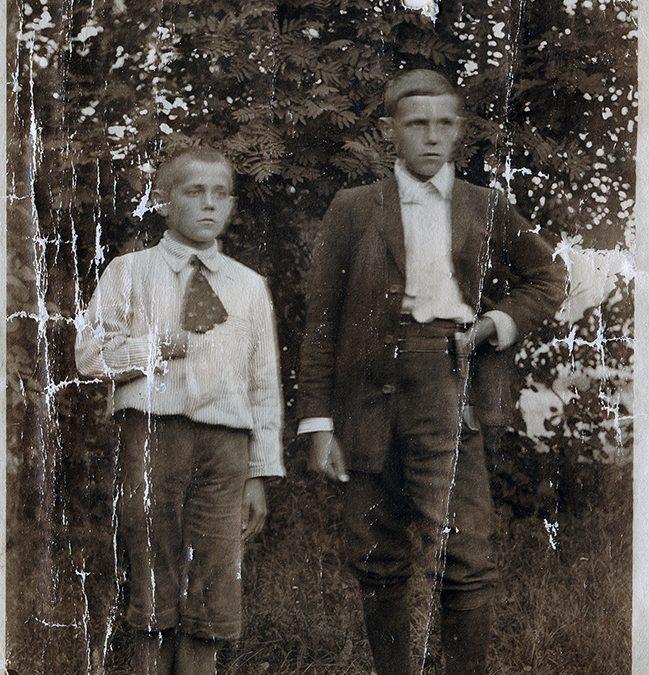 Ruben ja Olof Lagus