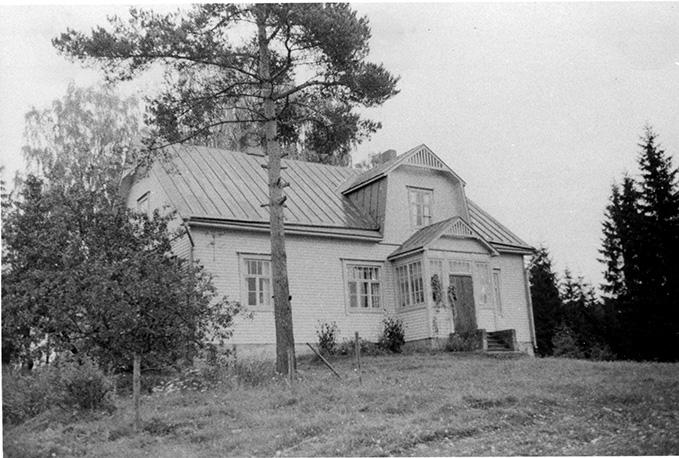 Mustjoki, Väinö. Mustjoki