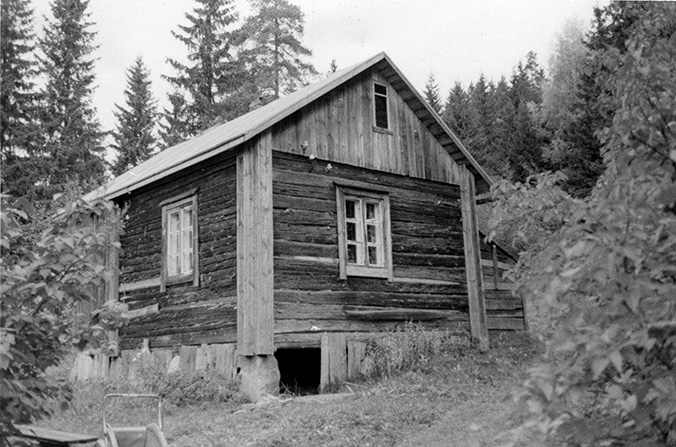 Juho Aaltonen, Ilola.