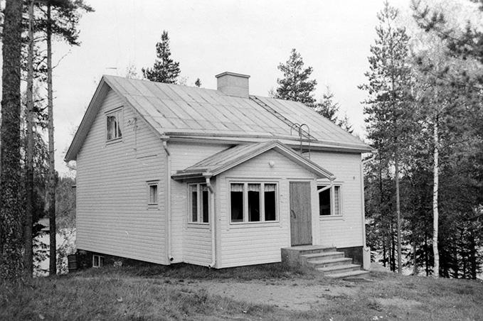 Dahlström, Paavo. Haaparanta