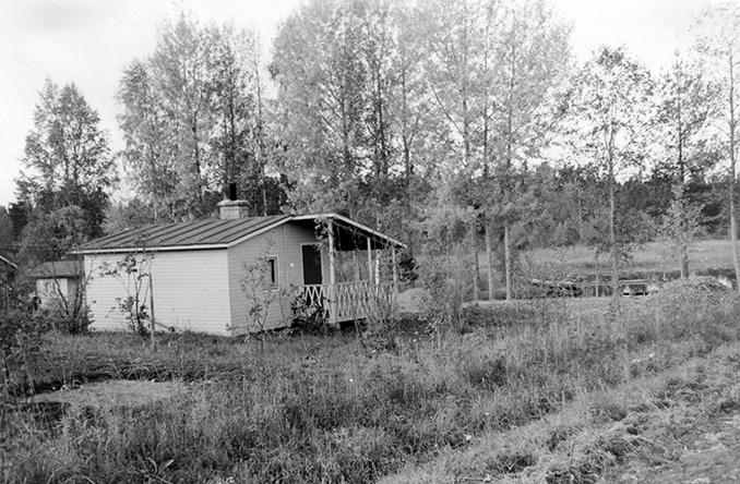 Pullinen, Eino. Haaparanta RN 1 52 Ilola.