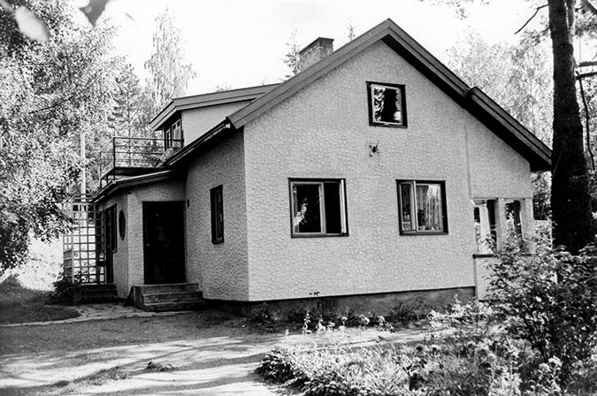 Hugo Silvonen Oy. Reunala RN 1 24 Ilola.