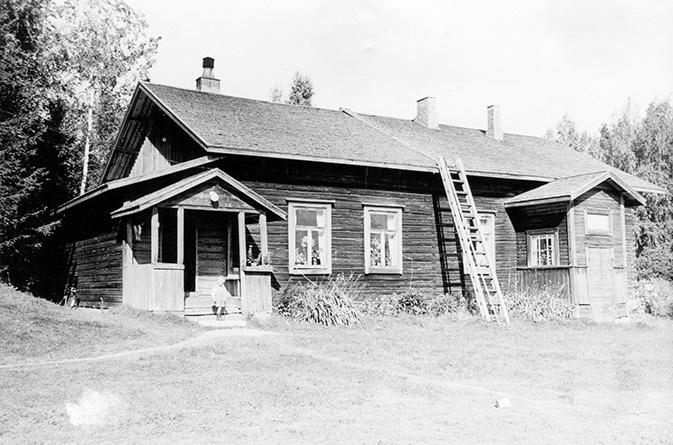 Salmi, Urho, Korkeamäki. Mäki-Piiskula
