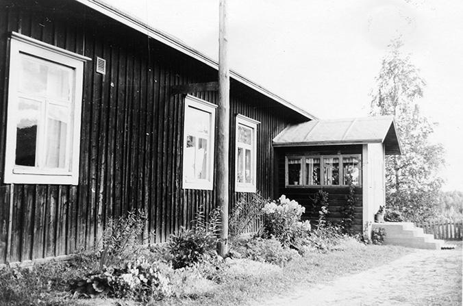Sammallahti, Eino. Saari