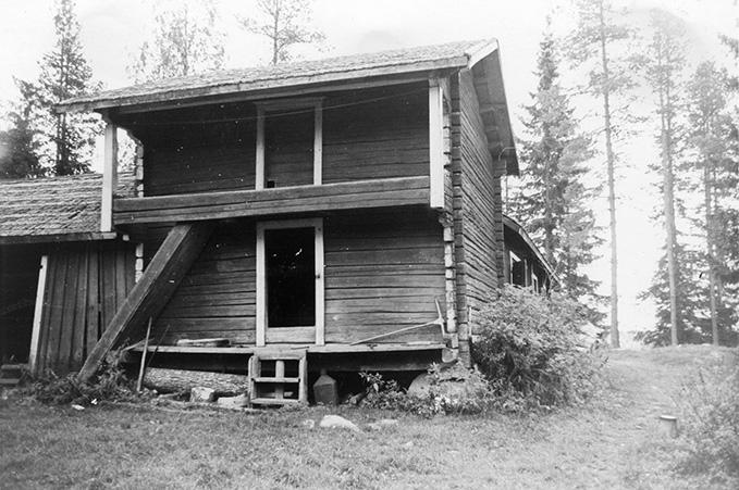 Seuranen, Veikko. Metsä-Heikkilä