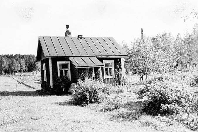 Osterberg, Eino. Korpimaa