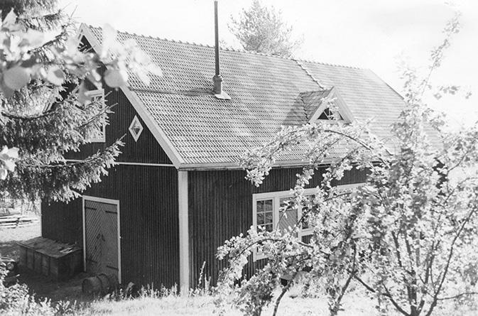 Suomi, Viljo. Männistö
