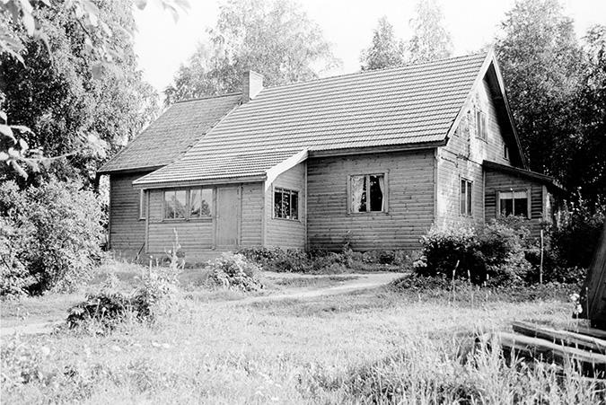 Penttilä, Alpo. Nikula