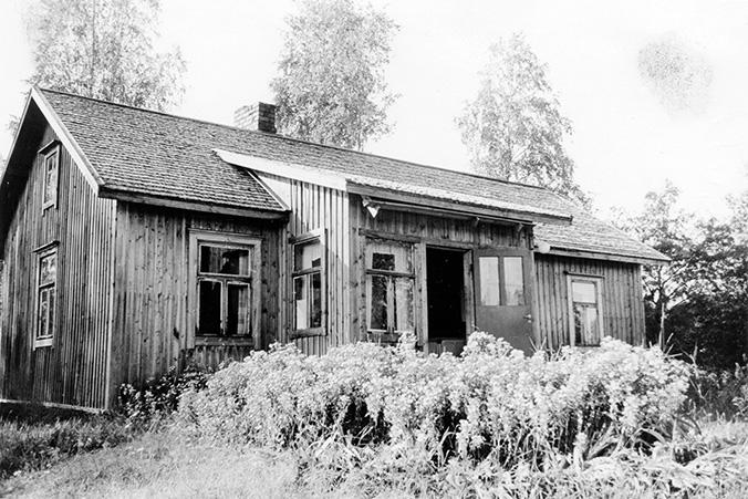 Sulkanen, Kerttu. Koivisto Keski-Porvola.