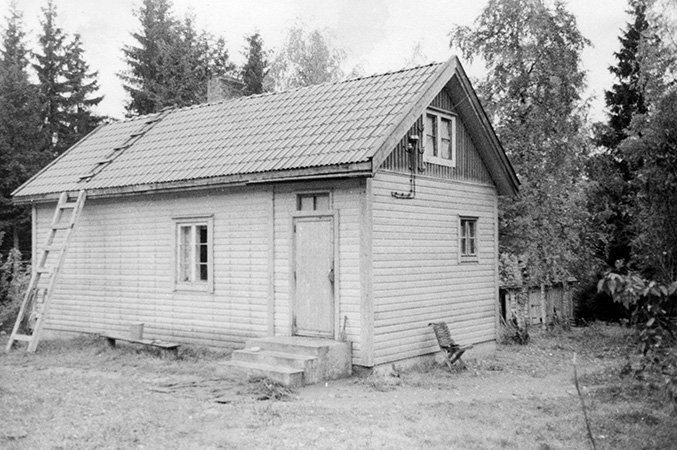 Ahlberg, Väinö. Mäkiaho Etola