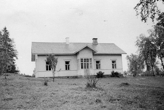 Etolan kansakoulu, Etola