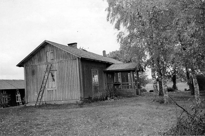 Koivunen, Väinö. Lastenkoti Etola.