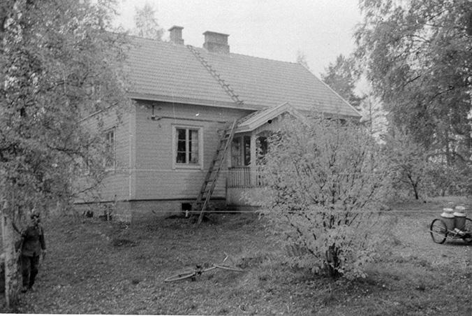 Korvenoja, Mikko. Korvenoja Etola.