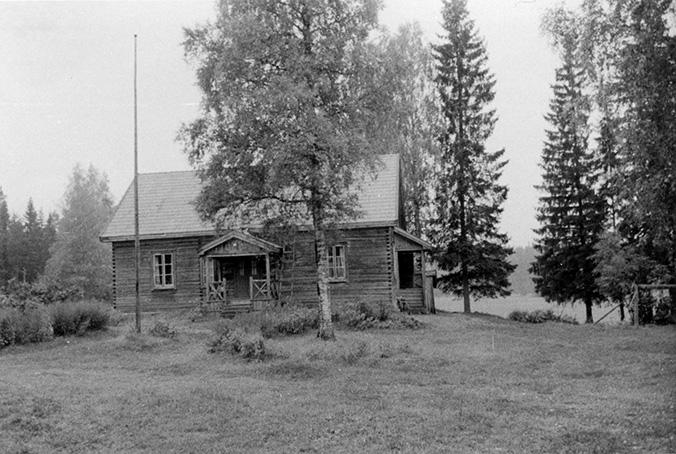 Paulus, Kalle ja Väinö. Paulus Etola.