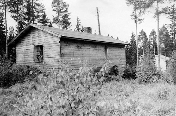 Pohjonen, (Huvila Urheilukentän luona) Etola.