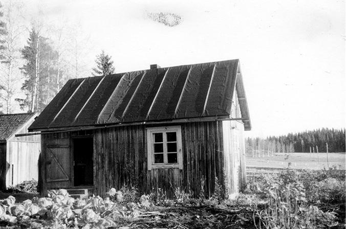 Pylväläinen, Kalle. Visamäki Etola.