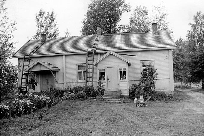 Kiljunen, Väinö. Heikkilä Huljala.