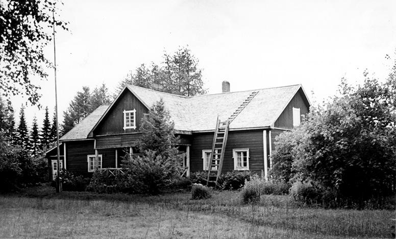 Koivukoski, Mikko. Metsäkylä Huljala.