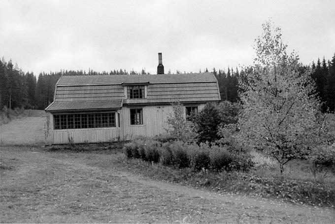 Ent. Helénin talo. Mikkola Huljala.