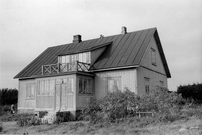 Nikkari, Paavo. Järvi-Kukkola Huljala.