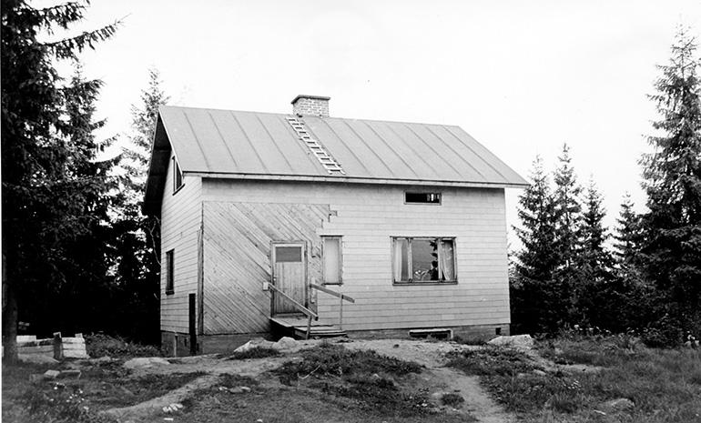 Roisko, Erkki. Metsälä Huljala.