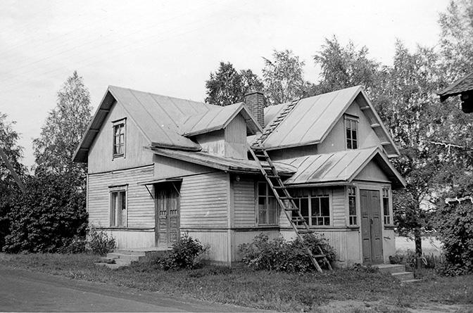 Seppälä, Ida. Raunio Huljala.