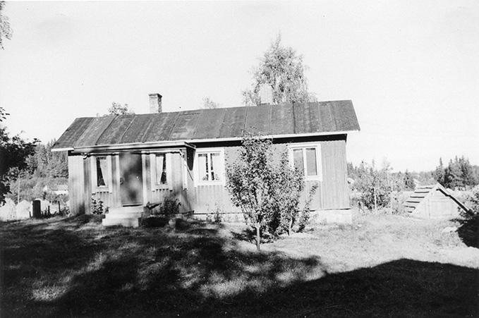 Auri, Lahja. Pihlajamäki Koskenkylä.