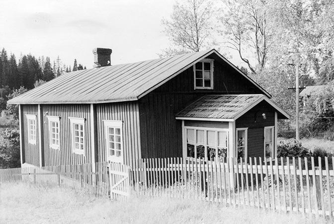 Ahokas, Vihtori. Ahokas Koskenkylä.